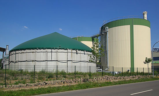 B-Sustain - Expertise - Commercial Gas Plants